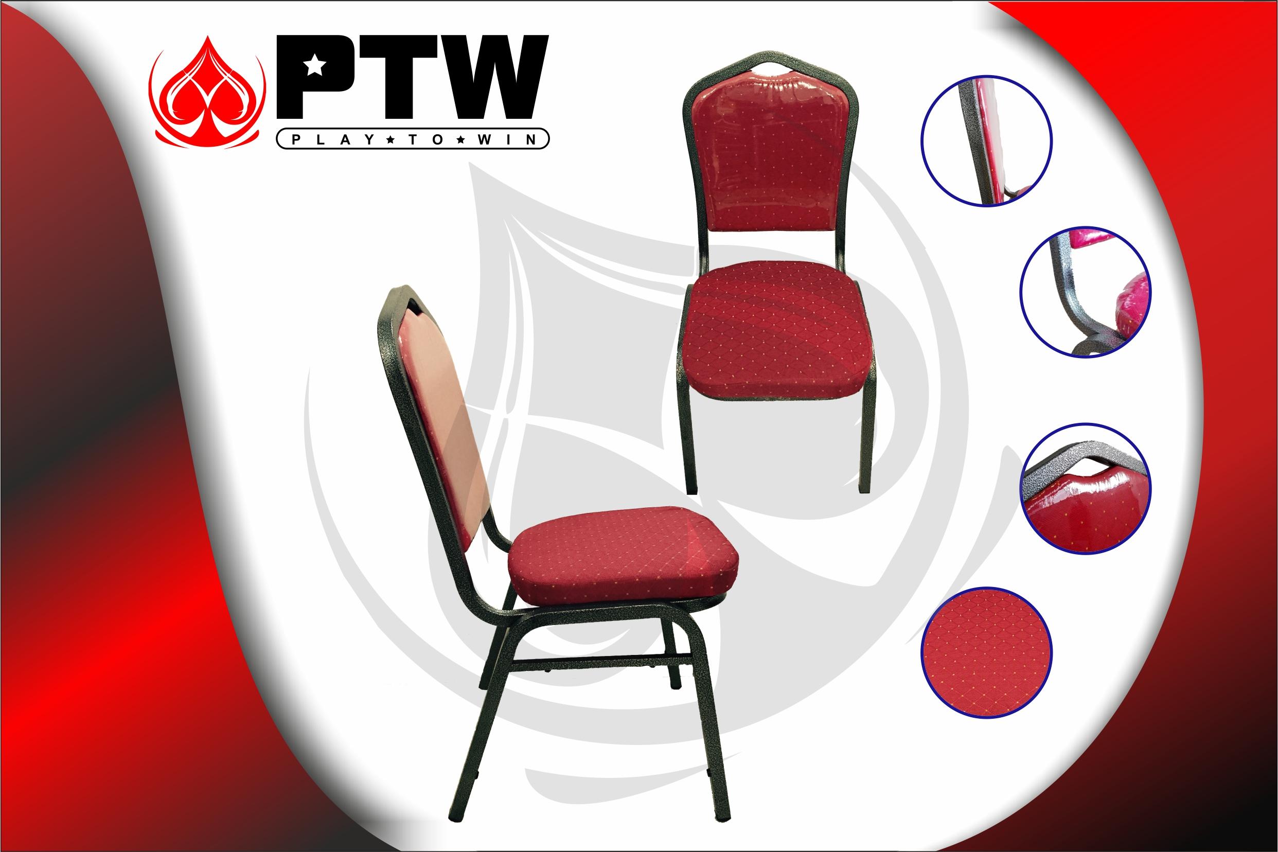 sedia clara rossa