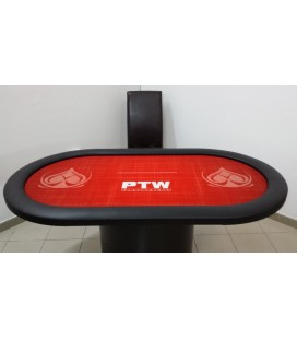TAVOLO DA POKER HEADS UP 160 X 90 CM