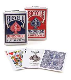 CARTE DA GIOCO BICYCLE PINOCHLE