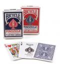 CARTE DA GIOCO BICYCLE PINOCHLE