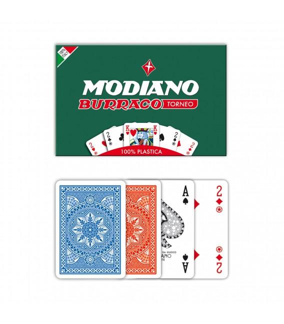 MODIANO BURRACO TORNEO 100% PVC
