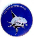 CARD GUARD SHARK POKER WEIGHT
