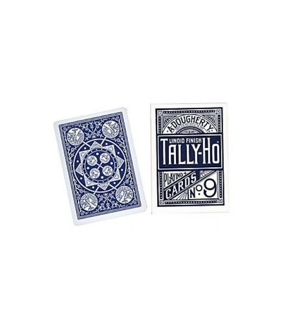 Carte da Gioco TALLY-HO FAN BACK DESIGN