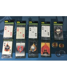 OFFERTA NATALIZIA, 30 PRUFUMI POKER + 30 CARD GUARD ALL IN
