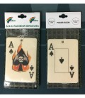 ALL IN Metal Poker Card Protector Gold