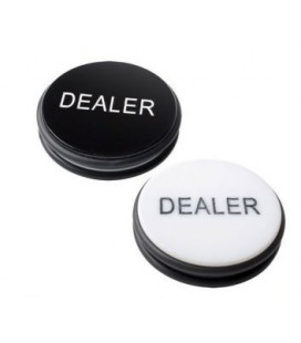 BUTTON DEALER METAL